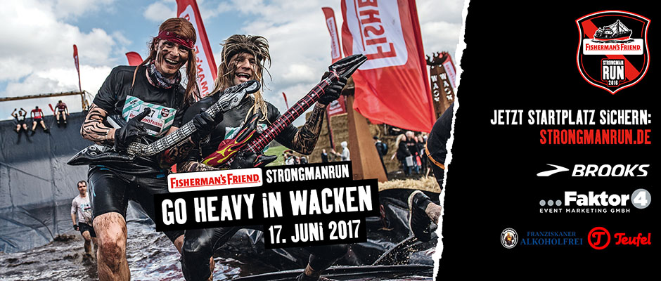 The obstacle race for the toughest of the tough - enter now!