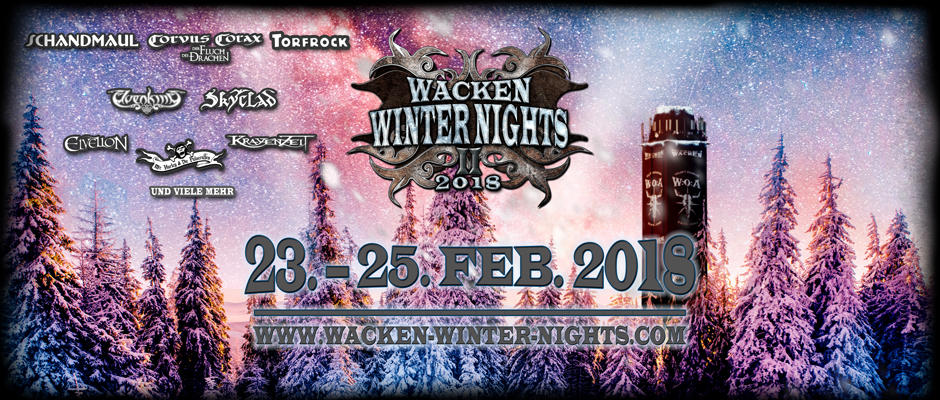 The mystical Winter experience - get your Tickets now!