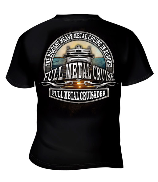 FMC T-Shirt Cruisader -