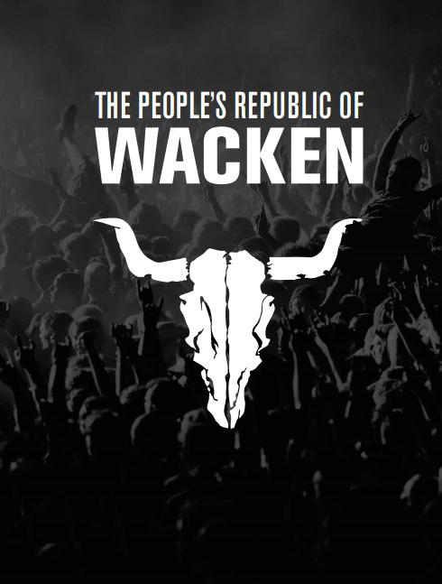 The People's Republic Of Wacken – Coffee Table Book -