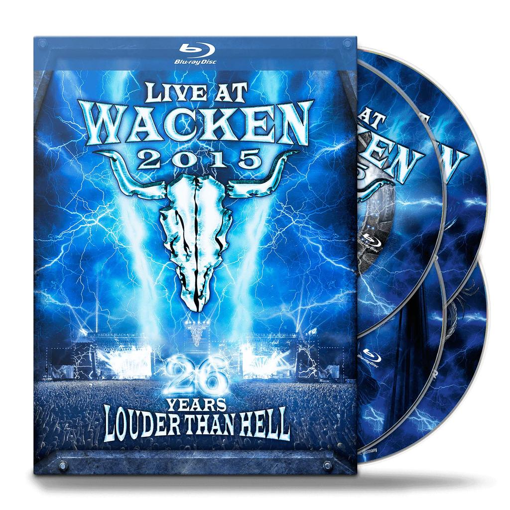 W:O:A - BluRay - Live at Wacken 2015 -