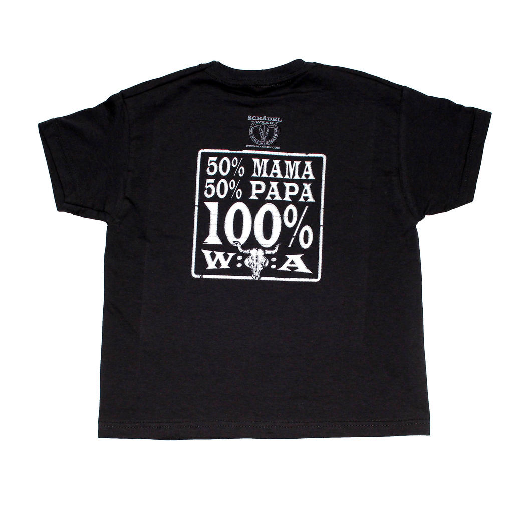 W:O:A - Kids T-Shirt - 100% WOA -