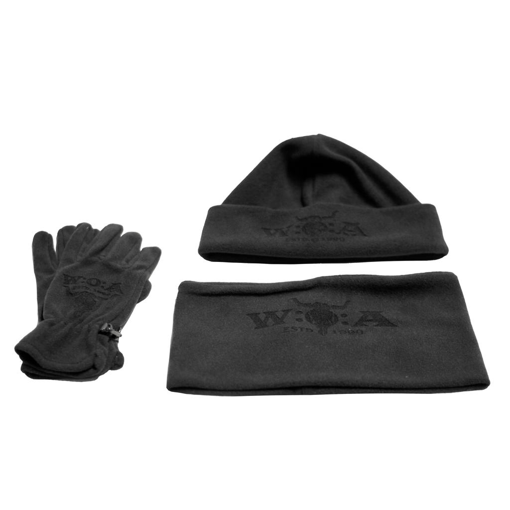 W:O:A - Fleece Winterset - Logo -