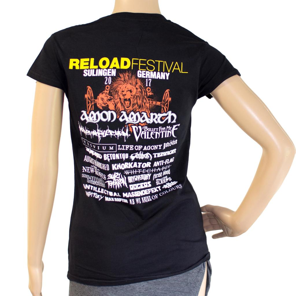 Reload Festival - Girlie - Lion 2017 -