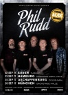 PHIL RUDD • 25.09.2017, 20:00 • Aschaffenburg