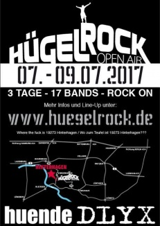 HÜGELROCK OPEN AIR