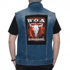 W:O:A - Backpatch - Louder than Hell