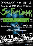 X-MAS IN HELL FESTIVAL 2017