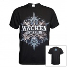Wacken Winter Nights - T-Shirt - Snowflake
